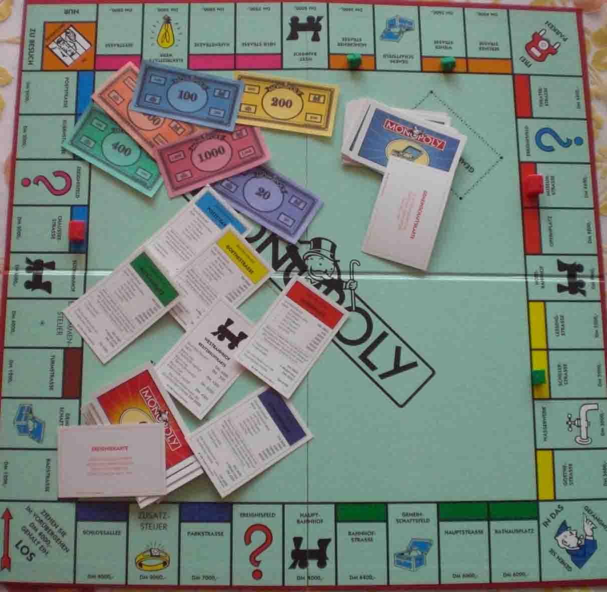 Monopoly Erfinder